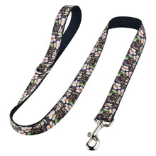 Load image into Gallery viewer, 93 Dog Leash Tactical Bungee Elastic Rope Dual-Handle Reflective Nylon Pets Leads