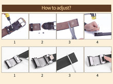 将图片加载到图库查看器,2 Belts for Women Black Cowhide Genuine Leather Belt Western Cowgirl Waist Belt Metal Buckle Waistband  Female 1.8cm Width