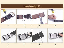 Load image into Gallery viewer, 2 Fashion Women Genuine Leather Skinny Belt Lady White Cowhide Belt Pin Buckle Thin Waistband Dress Decorate Strap High Quality