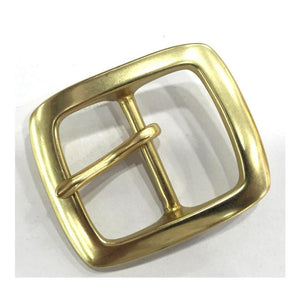 x Hight Quanlity Retro Sample Brass Belt Buckle Pure Copper Jeans Accessories Fit 4-4.2cm Belt Man Gift
