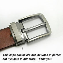 Load image into Gallery viewer, 02 1pcs Metal 40mm Laser Belt Buckle Middle Center Half Bar Buckle Leather Belt Bridle Halter Harness Fit for 37mm-39mm belt