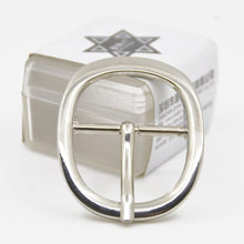 将图片加载到图库查看器,02 1pcs Metal 3cm Belt Buckle Casual Polished End Bar Single Pin Belt Buckle Leather Craft Webbing fit for 27-29mm belt Silver
