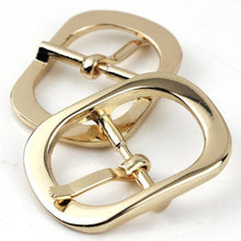 将图片加载到图库查看器,01 Metal Tri Glide Belt Buckle Middle Center Bar Single Pin for Leather Craft Bag Strap Garments bridle halter Harness adjustment