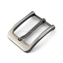 将图片加载到图库查看器,6 1pcs Metal 35mm Belt Buckle Middle Center Bar Single Pin Buckle Leather Belt Bridle Halter Harness Fit for 3.2cm-3.3cm belt