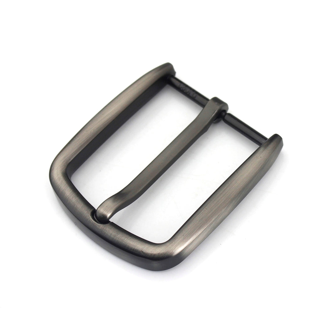 02 1pcs Men Belt Buckle 40mm Metal Pin Buckle Fashion Jeans Waistband Buckles For 37mm-39mm Belt DIY Leather Craft Accessories