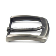 将图片加载到图库查看器,6 1x 40mm Men Belt Buckles Brushed Metal Fashion End Bar Single Pin Buckles Fit for 37mm-39mm Belt Leather Craft Parts