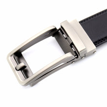 Load image into Gallery viewer, 3.6cm Men Belt Automatic Buckle for Ratchet Belt Male Belts pin Buckles DIY Leather Accessories Fashion brand Suitable width 3.5