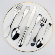 将图片加载到图库查看器,LUCF Top Grade Practical Cutlery Stainless Steel Western Dinnerware with Fish Fork Fish Knife optional hot sale useful tableware