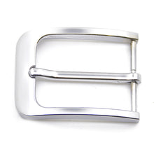 Load image into Gallery viewer, 35mm Metal Pin Buckle Fashion Waistband Buckles Belt DIY Leather Craft Buckle Black Silver Bronze Men's Solid Buckle Accessories
