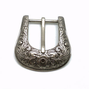 7 30mm Vintage Carved Metal Pin Buckle Women Belts Accessories DIY leather craft Strap Jeans Leather Belt buckle antique silver
