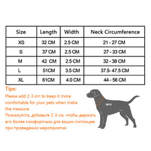 将图片加载到图库查看器,8.2 1Spiked Leather Dog Collar Pitbull Bulldog Retro PU Anti-biting Collar For Dogs Puppies Bronze Studded Pet Necklace Lead Leash