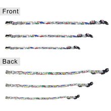 Load image into Gallery viewer, 92 Personalized Dog Collar Free Engraved Small Medium Name Puppy Polyester Collars
