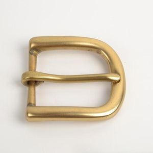 DIY women brass belt buckle high quality leather craft hardware accessories inner width30mm