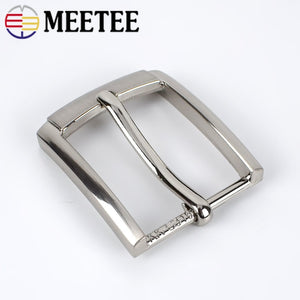 2/10pcs 30mm Men Metal Alloy Belt Pin Buckles Leathercraft Hardware for Waistband Belts Head 28-29mm DIY Jeans Accessories KY090