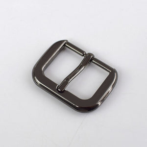Meetee 5/10Pcs 25mm Bags Strap Adjuster Buckles Metal Pin Buckle for Handbags Belt DIY Sewing Hardware Accessories BF101