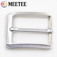 将图片加载到图库查看器,2/5pcs Fashion Men Belt Buckles Metal Pin Buckle for 32-34mm Belts Head DIY Leather Craft Hardware Jeans Accessories YK175