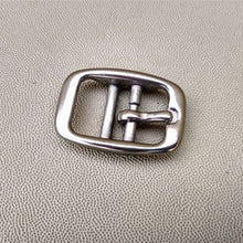 将图片加载到图库查看器,Meetee 1pc/2pcs 13/17/20/27mm Stainless Steel Belt Buckle Shoulder Strap Adjust Pin Buckles Head Band Clasp Harness Accessories