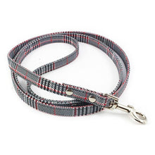 将图片加载到图库查看器,8.2 1Houndstooth Dog Leash Fashion Retro Leash For Small Dogs Puppies Pup Mini Teddy Samoyed Yorkie Dog Leashes Leads Pet Accessories