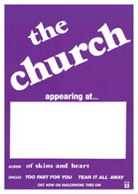 Load image into Gallery viewer, The Church Official Poster Collection *only 2 packs left!