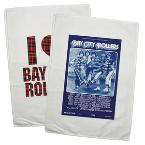 Tea Towel Bundle - Bay City Rollers