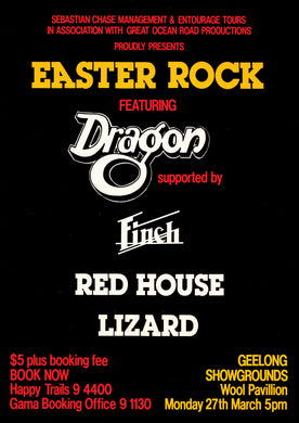 Easter Rock 1978 Full Colour Print
