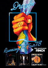 Load image into Gallery viewer, 'Running Free' Tour 1978. Full Colour Print