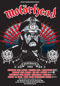 Mega Metal Tour Poster Pack Vol. 2 *SOLD OUT*