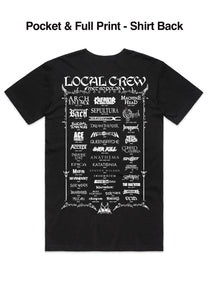 Local Crew T-Shirt + Tote Bundle! *SOLD OUT*
