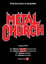 Load image into Gallery viewer, Mega Metal Tour Poster Pack (includes 30 A3 Posters + 1 BONUS Poster!)