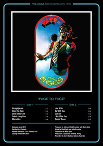 2. 'Face to Face' 2nd Album