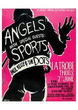 Load image into Gallery viewer, 7. The Angels / Sports / Paul Kelly & the Dots @ La Trobe 7th June 1979