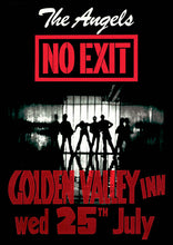Load image into Gallery viewer, 9. The Angels 'No Exit' @ Golden Valley Inn Friday 25th July 1979