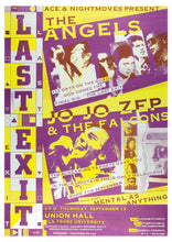 Load image into Gallery viewer, 11. 'The Last Exit' The Angels / Jo Jo Zep & the Falcons / Mental as Anything @ La Trobe University Union Hall Thursday 13th September