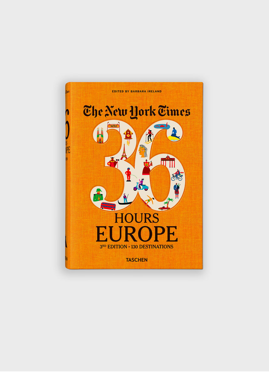 NYT:36 HOURS EUROPE