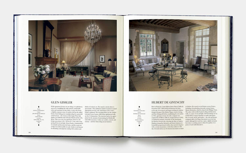 INTERIORS: THE GREAT ROOMS OF THE CENTURY