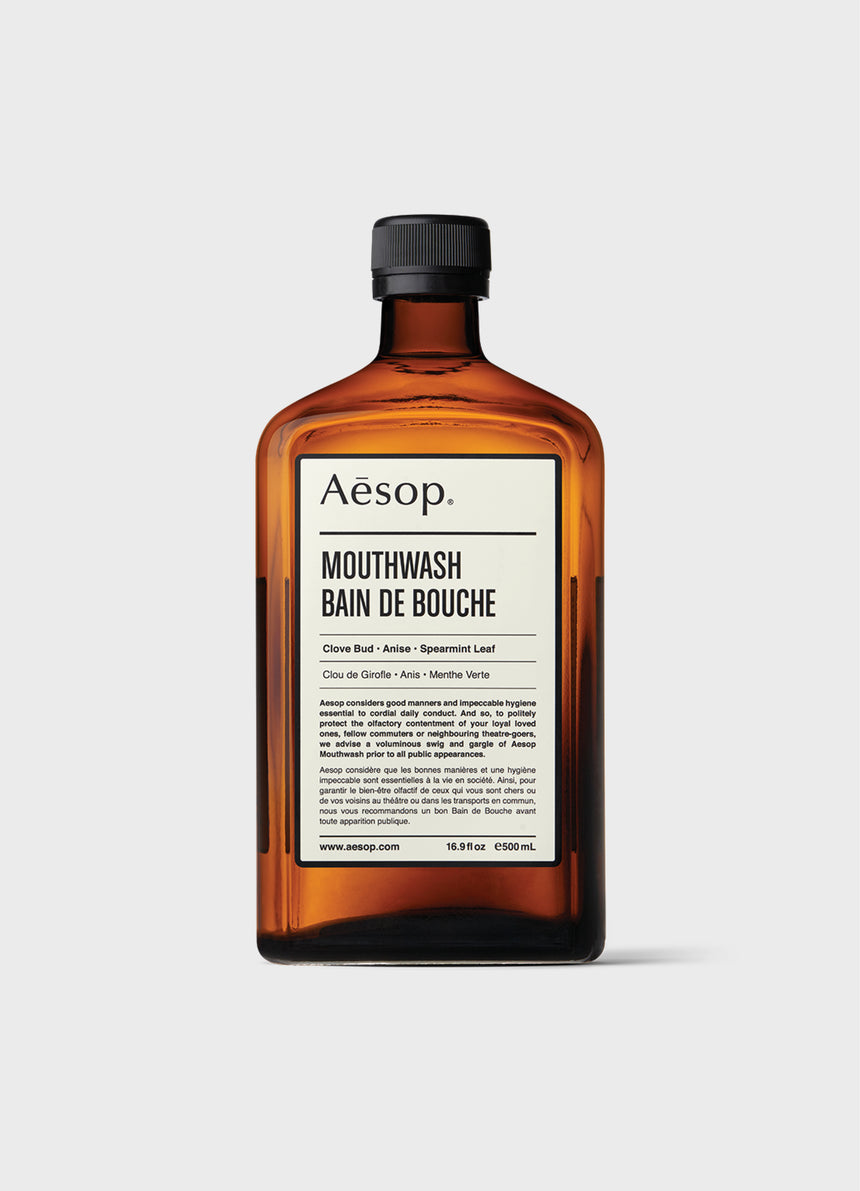 Mouthwash 500ml