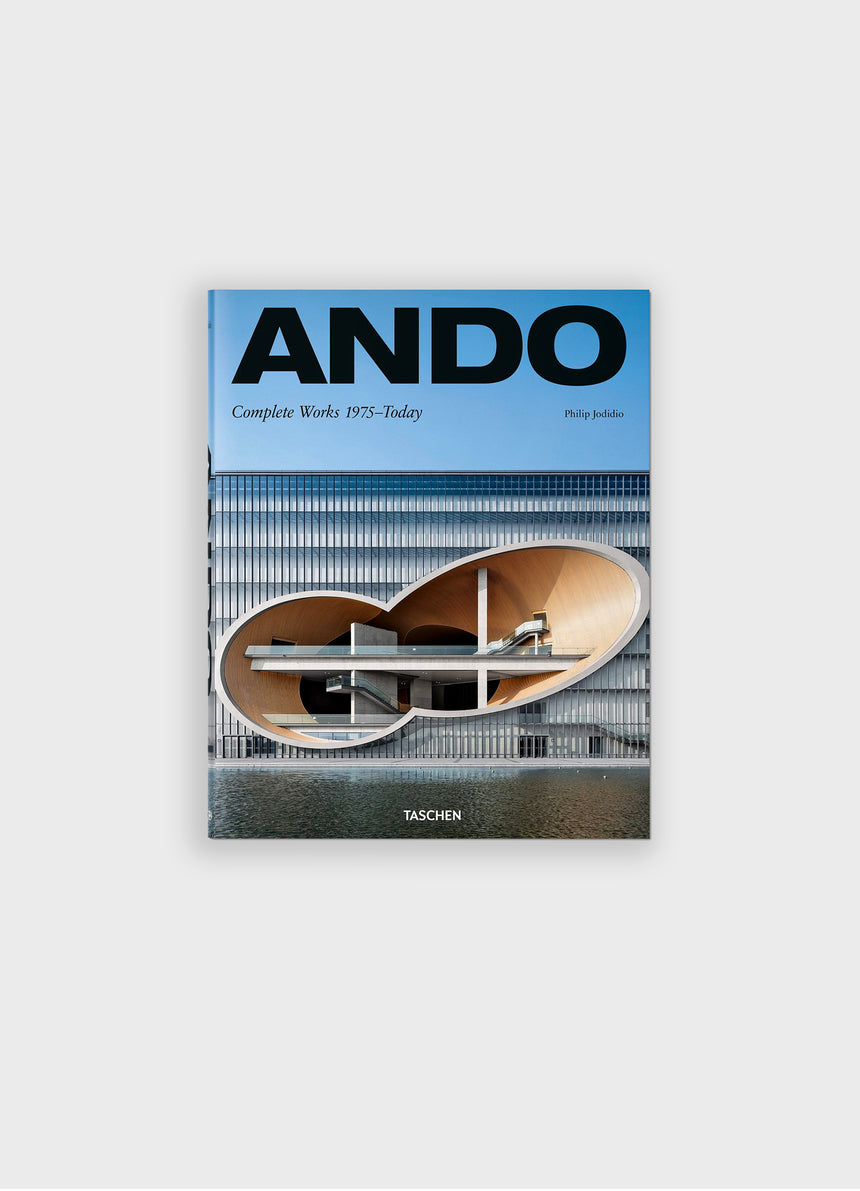ANDO.COMPLETE WORKS 1975-TODAY