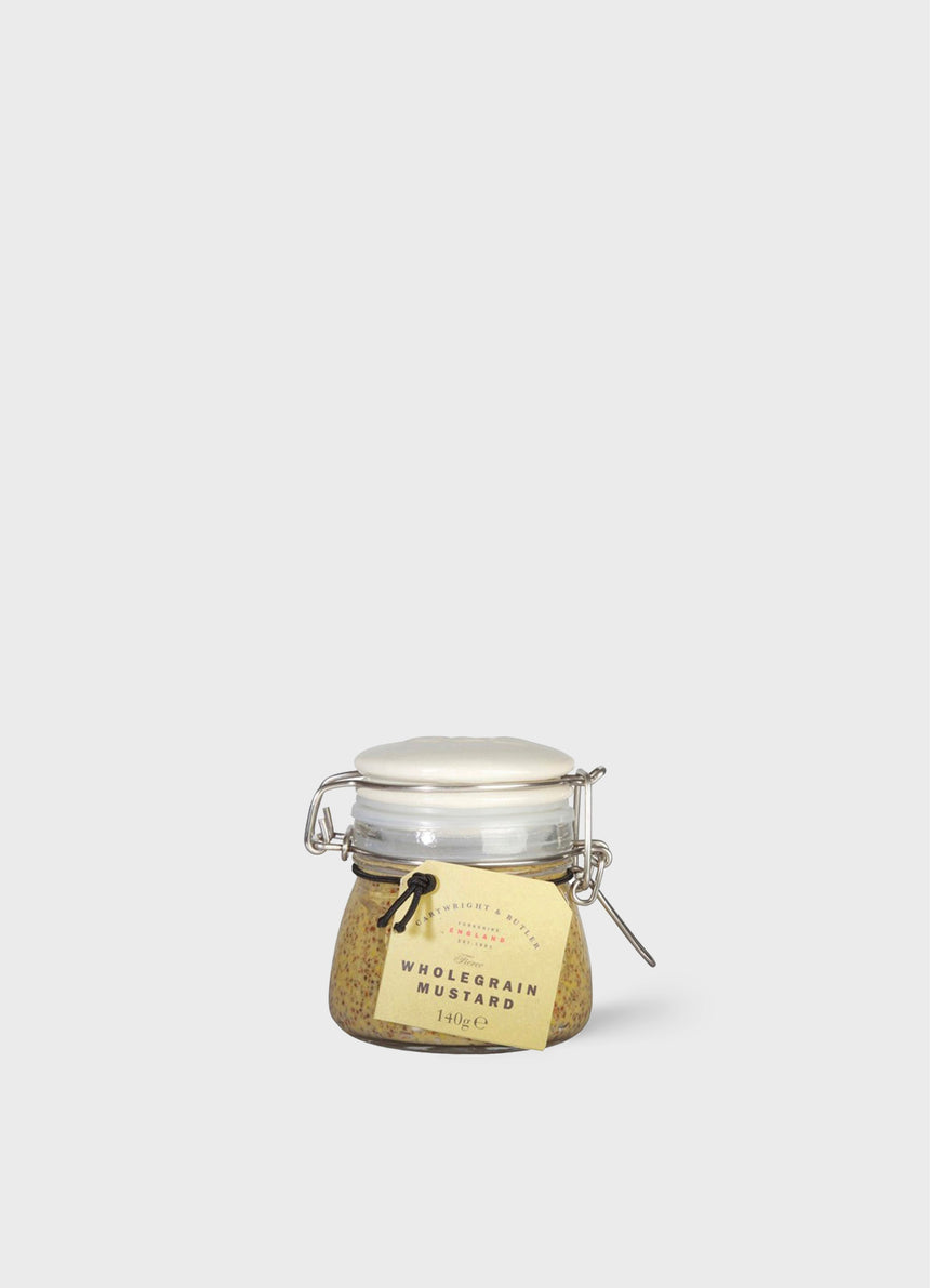 WHOLEGRAIN MUSTARD