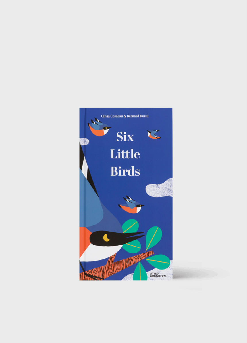 SIX LITTLE BIRDS