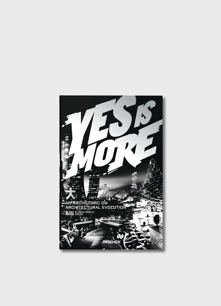 BIG: Yes is More: An Archicomic on Architectural Evolution