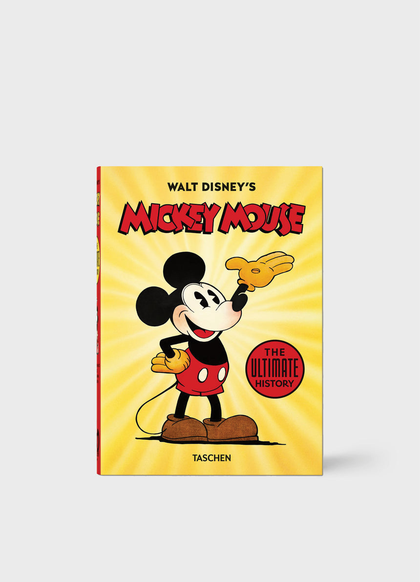 Disney Mickey Mouse - 40th Anniversary Edition