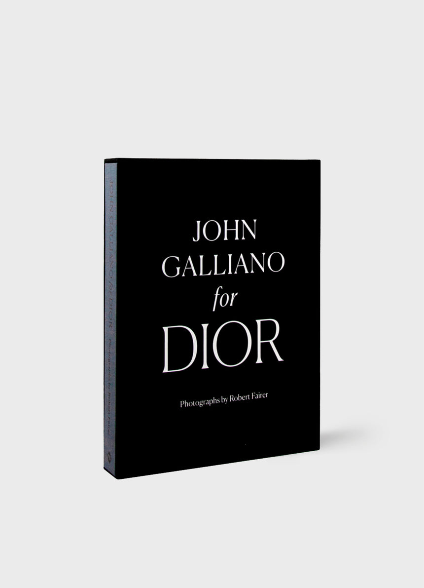 JOHN GALLIANO FOR DIOR / SLIPCASED