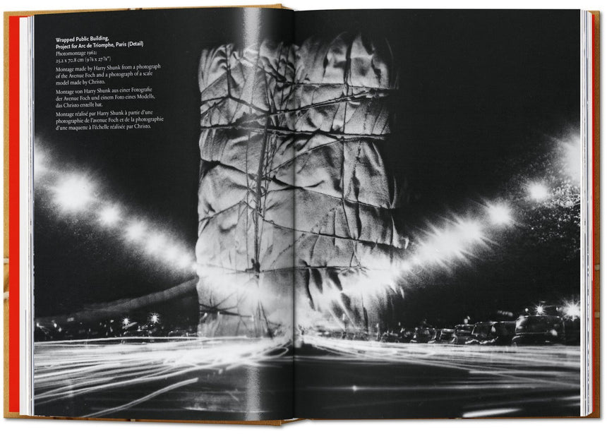 Christo and Jeanne - Claude - 40th Anniversary edition