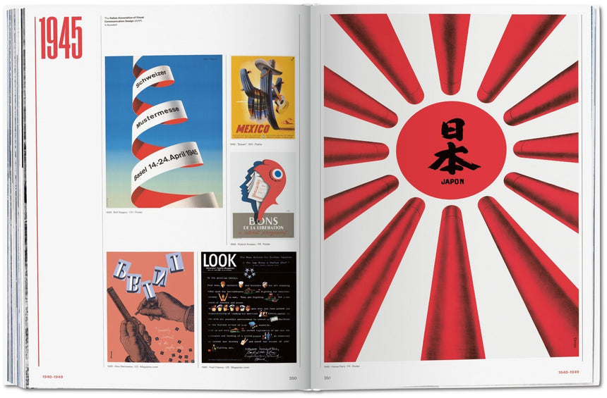 THE HISTORY OF GRAPHIC DESIGN: VOL.1: 1890-1959