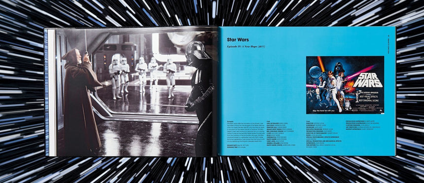 THE STAR WARS ARCHIVES XXL EDITION 1977 - 1983
