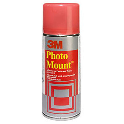 3M Photo Mount - 400ml
