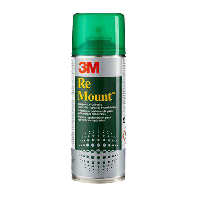 3M Re-Mount Spray - 400ml