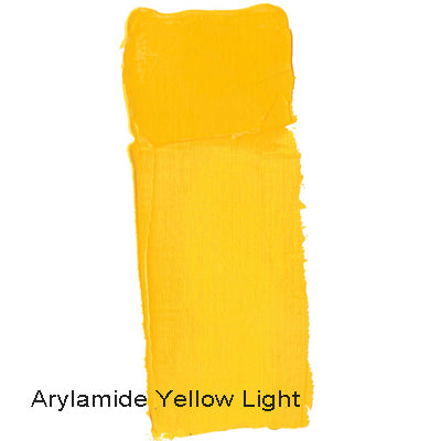 Atelier Interactive Acrylics Arylamide Yellow Light