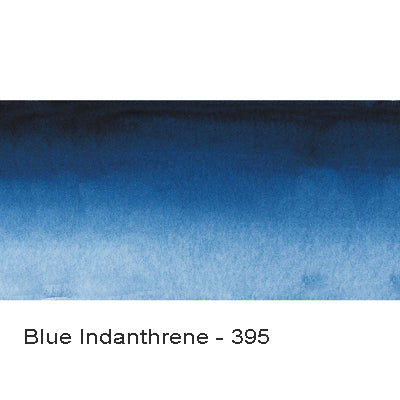 Sennelier L'Aquarelle Watercolours Blue Indanthrene 395