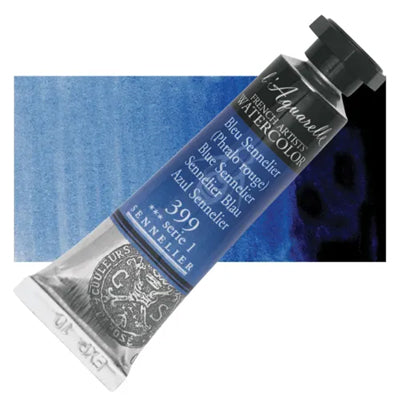 Sennelier L'Aquarelle Watercolours Blue Sennelier 399